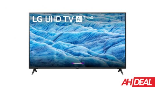Score A 55-inch LG 4K Smart TV For Just $399