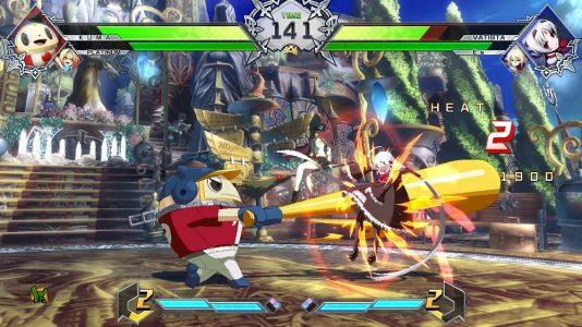 BlazBlue: Cross Tag Battle will be landing in Japanese arcades next week