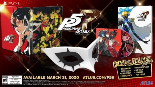 Persona 5 Royal Western Release Date Revealed, Multiple Editions Available to Preorder