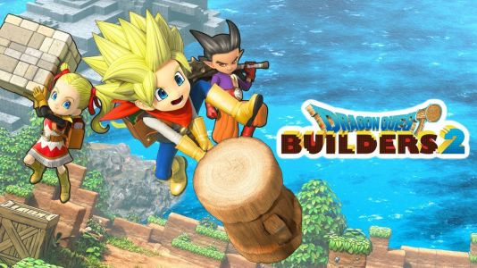 Dragon Quest Builders 2 is Out Now on Xbox One