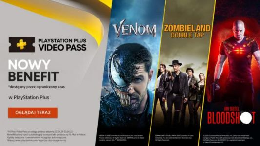 Sony Officially Testing PlayStation Plus Video Pass in Poland