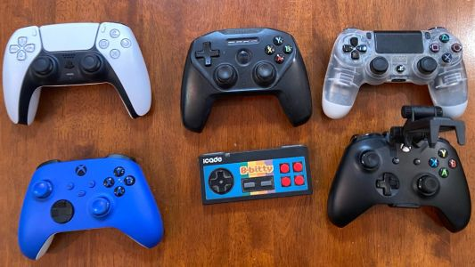 IOS Controller Buyer's Guide 2021: PS5, Xbox Series X, PS4, MFi, and More