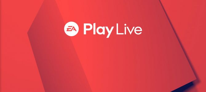 EA Play 2020 stream pushed back one week to June 18