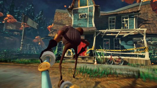 Hello Neighbor 2 Interview - AI Improvements, Open World, Emergent Narrative, and More