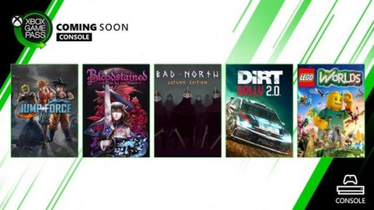 Xbox Game Pass adds Bloodstained, Jump Force, and More