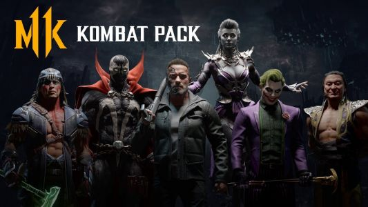 Mortal Kombat 11's Kombat Pack Roster Has Been Revealed