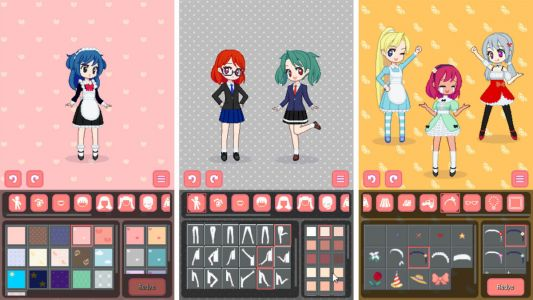 10 best dress up games and fashion games for Android