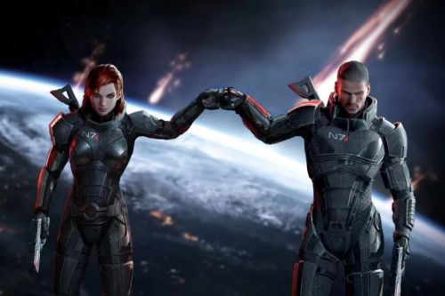 New Mass Effect Legendary Edition Screenshots Show Custom Shepard Improvements