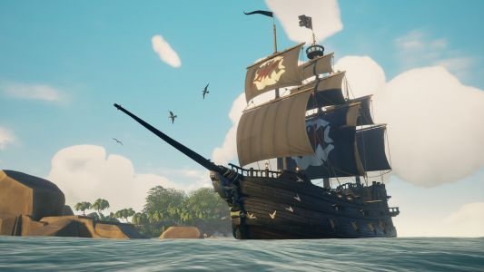 Sea of Thieves Will Get Xbox Series X Enhancements, Rare Confirms