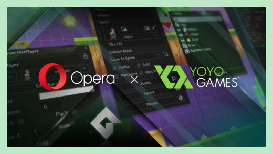 Opera bought the owner of GameMaker for its new gaming division