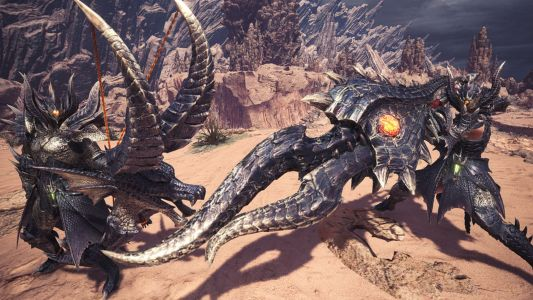 Monster Hunter World: Iceborne - Title Update 5 Adds Arch-Tempered Velkhana, Clutch Claw Boost and More