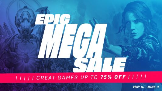 $10 coupons are back for the Epic Games Store Mega Sale
