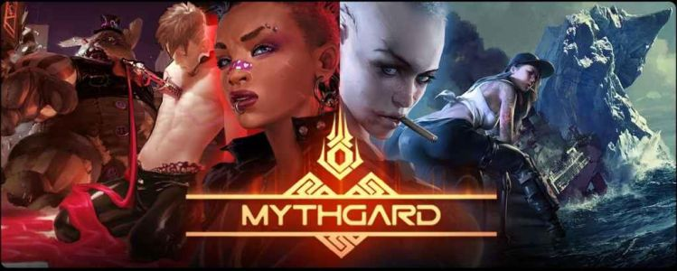 Rhino Games' new CCG Mythgard is crazy, beautiful fun