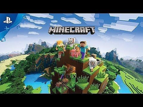 Minecraft Crossplay is Coming to PlayStation 4 - Finally