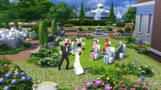 The Sims 4 is free to keep on Origin right now