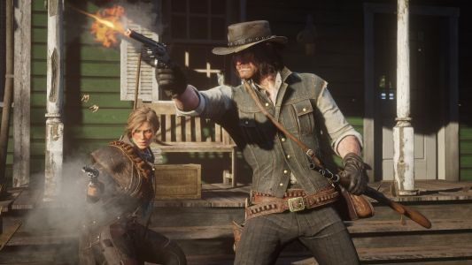Red Dead Redemption 2 PC Update Addresses CPU Issues, Crashing, And More