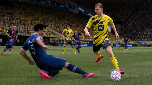 FIFA 21 Free PS5 and Xbox Series X/S Update Has Begun Rolling Out