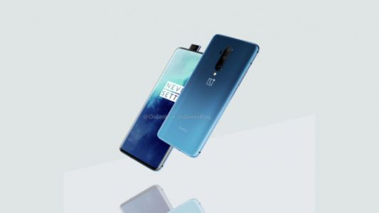 Seemingly Official OnePlus 7T Pro Render Confirms Its Design