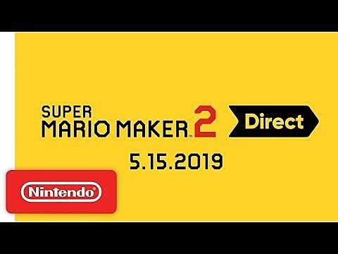 Super Mario Maker 2 Direct Reveals New Modes, New Parts, and So Much More