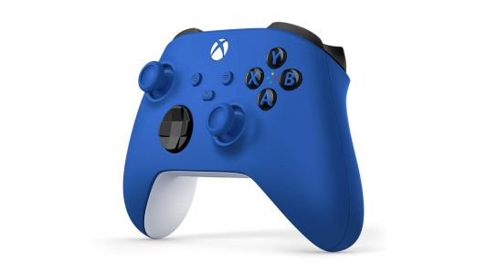 The Shock Blue Xbox controller is a stunner and it's up for pre-order