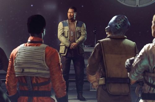 Star Wars open-world epic in production at Ubisoft and Lucasfilm Games