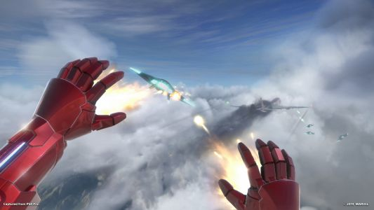 Marvel's Iron Man VR Developer Diary Breaks Down Translating Flight To Virtual Reality