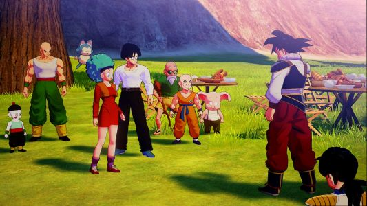 How Dragon Ball Z: Kakarot Adapts Beloved Sagas Into One Massive Action-RPG
