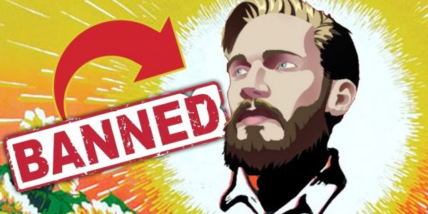PewDiePie Has Been Banned in China   Game Rant