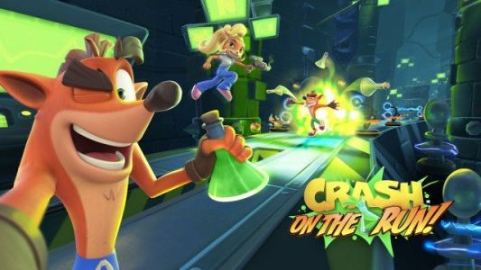 'Crash Bandicoot: On the Run' coming to mobile Spring 2021