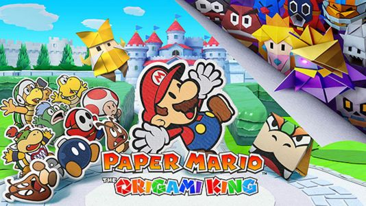Paper Mario: The Origami King's Exploration and Cheeky Humor Showcased in New Gameplay
