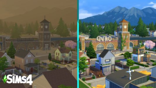 The Sims 4 Eco Lifestyle review: It's trash, but in a good way