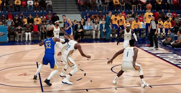See for yourself what that $70 price tag for NBA 2K next-gen gets you
