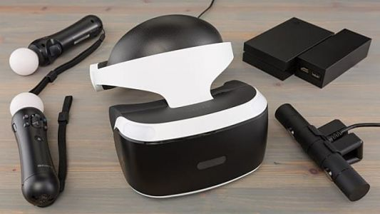 Sony Files PS VR Patent for Next-Gen VR Headset