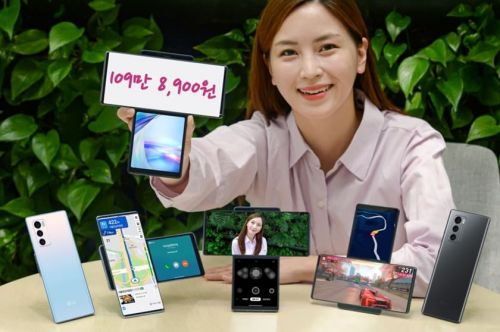 LG Wing Price Revealed, To Go On Sale Starting October In Korea