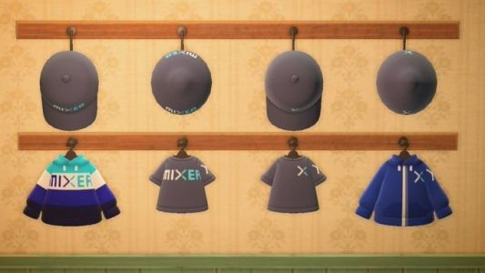 Animal Crossing: New Horizons - Bring a splash of Xbox to Nintendo with these custom clothes