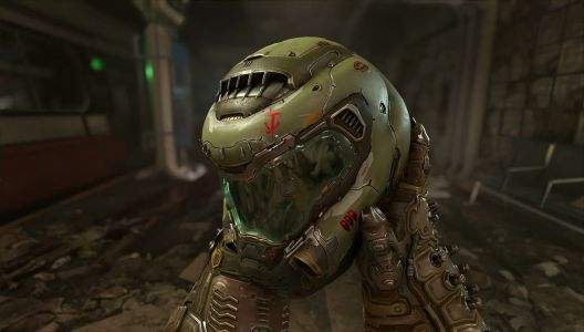 Doom Eternal on Switch has optional gyro aiming support