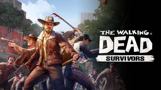 Sink Your Teeth Into The Walking Dead: Survivors Starting Today