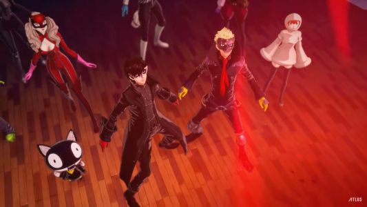 Persona 5 Strikers Go All-Out In Latest Action-Packed Trailer