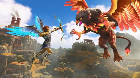 Immortals Fenyx Rising is a Colorful Throwback to Classic 3D Platformers