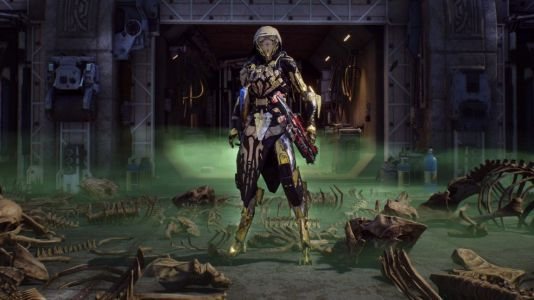 Anthem embraces its ghost town reputation with Halloween event