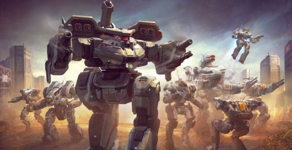 New BattleTech DLC will feature absolute units of Mechs to control