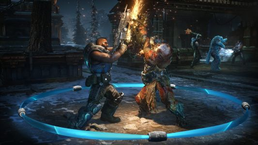 Gears 5 Has the Largest Campaign, Largest PvE, and Largest Versus in Series History - The Coalition