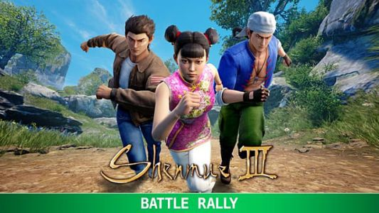 Shenmue 3's First DLC, Battle Rally, Gets Release Date