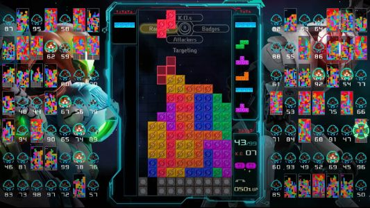 Metroid Dread heads to Tetris 99 with the next Grand Prix event