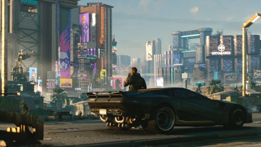 Cyberpunk 2077 and the Badlands and Nomads beyond Night City