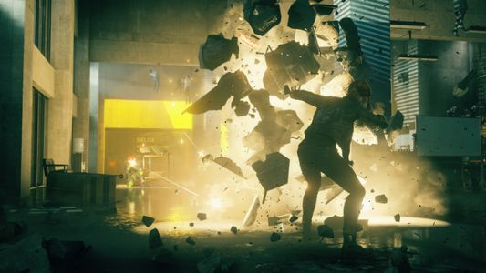 Remedy looked into a native port of Control for Switch, but decided against it due to multiple reasons