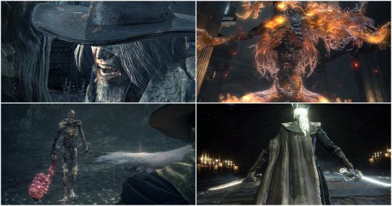 The 5 Most Powerful Bosses In Bloodborne