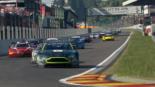 Watch the FIA GT World Championships This Friday, Live From Monaco