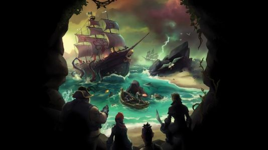 Sea of Thieves is preparing to set sail on Steam
