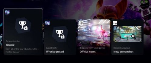 It Looks Like Some PlayStation 5 Trophies May Unlock Digital Rewards